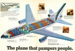 classic cutaway of an eastern air lines lockheed l1011