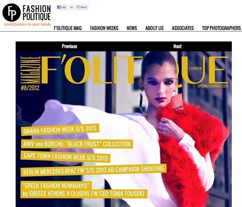 design magazine london f olitique magazine london features ghana fashion design