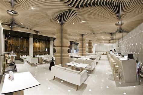graffiti cafes stunning restaurant interior design