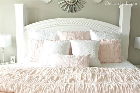 grey pink white bedroom get inspired 13 master bedroom makeovers how to nest