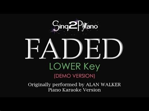 alan walker karaoke alan walker faded karaoke version vidbb com music