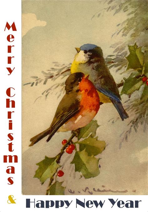 printable christmas cards  antique victorian  modern postcards
