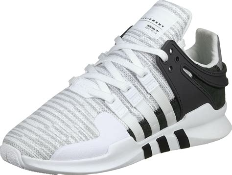 adidas equipment support adv shoes white black