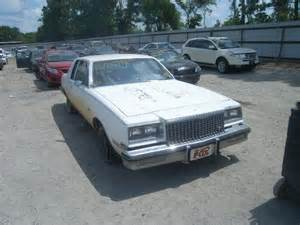 1980 Buick Regal For Sale Used Salvage Buick Regal 1980 For Sale Lufkin Tx 75904