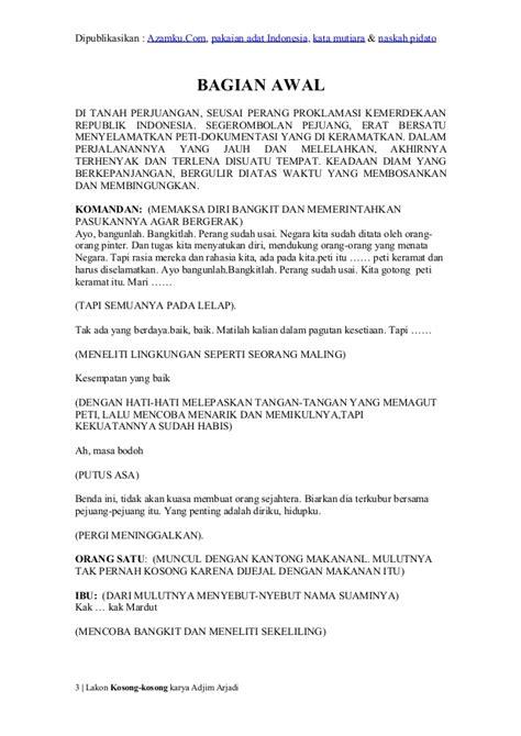 membuat teks anekdot tentang sekolah contoh tugas bahasa indonesia membuat drama 4 orang