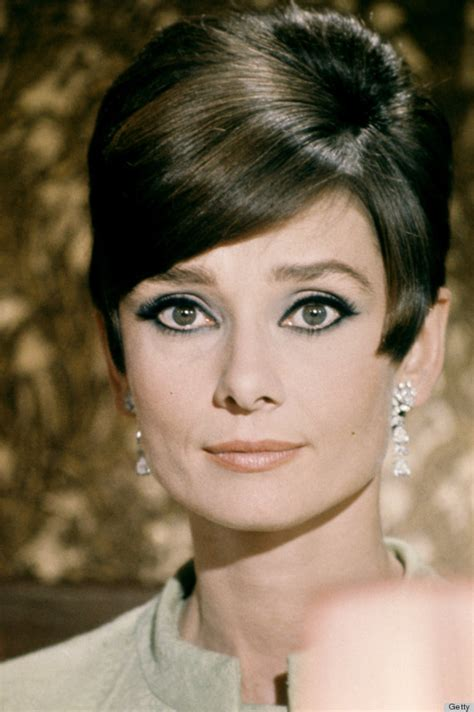 hepburn eye color 25 timeless style lessons from hepburn huffpost