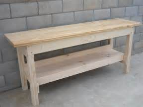 easy workbench plans free pdf woodworking