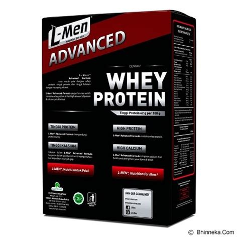 L Advanced Whey Protein Jual L Hi Protein Whey Advanced Choco Vanilla Murah