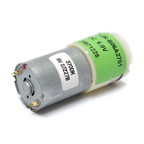 Pompa Air Mini 6 Volt new 3v 6v dc 370 high power small mini micro air motor