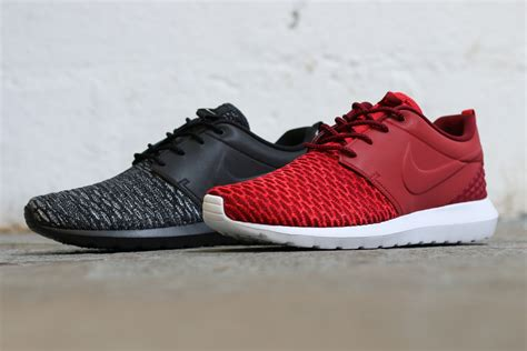 Nike Roshe Run nike flyknit roshe run nm fall 2015 sneaker bar detroit