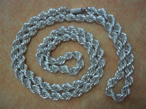 cadena torsal cadena torsal plata 925 5 500 00 en mercado libre