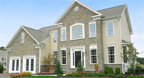 Single House Floor Plan by Sturbridge Homes New Homes In Maryland