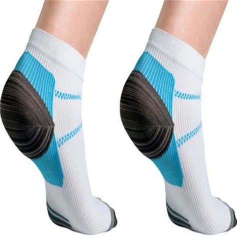 Planters Fasciitis Socks by 2 Foot Compression Socks For Plantar Fasciitis Heel Spurs