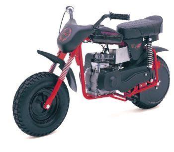 Manco Thunderbird Mini Bike Manco Mini Bike Parts