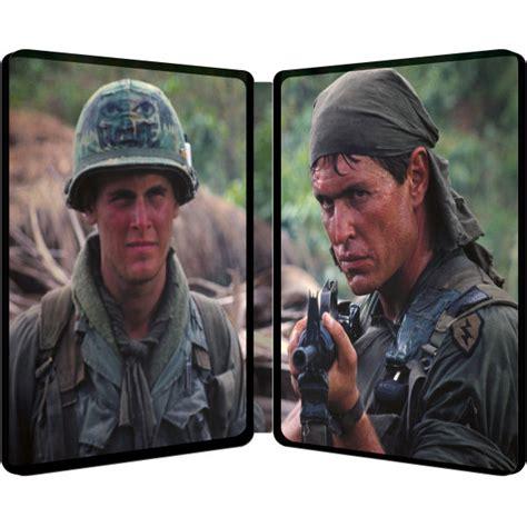 Platoon Edition Figure platoon limited edition steelbook includes dvd zavvi