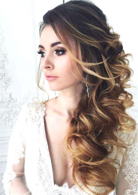 party hairstyles for neck length hair 10 id 233 es pour cheveux longs et boucl 233 s