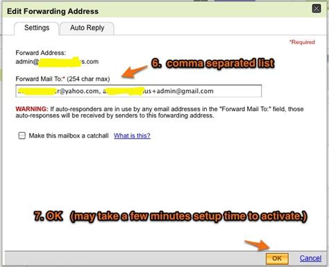 Godaddy Plans godaddy step 6 free email forwarding