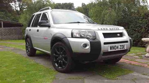 auto air conditioning service 2004 land rover freelander on board diagnostic system land rover freelander td4 sport 2004 car for sale