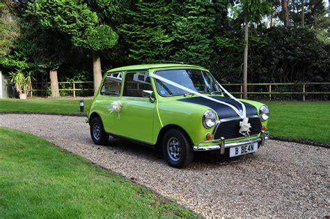 Mr Bean Auto by Hire A Classic Car Mr Bean 1980 Mini