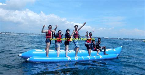 Bali Banana Boat Tanjung Benoa banana boat rides bali at tanjung benoa by aditya