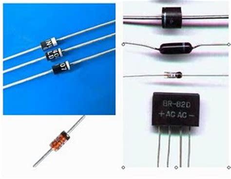 diode fungsi komponen dasar elektronika dioda abi sabrina