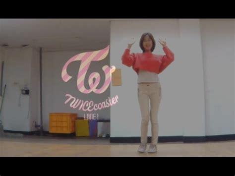 tutorial dance korean jelly jelly by twice easy mirrored kpop dance tutorial 1
