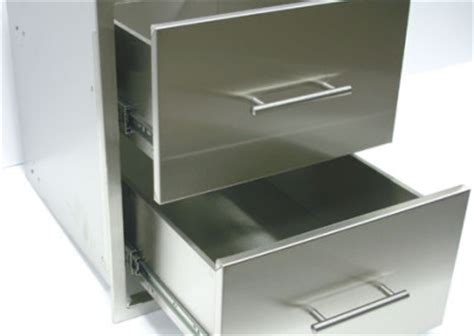 Stainless Steel Drawer Inserts by Stainless Steel Outdoor Kitchens Steelkitchen