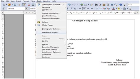 membuat mail merge openoffice welcome langkah langkah membuat mail merge di openoffice