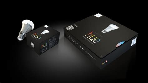 philips hue controls lights with a smartphone phillips announces the hue smartphone controlled light