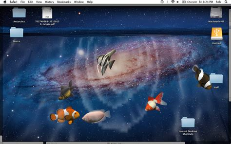 Live Desktop Wallpaper For Mac Free | desktop aquarium 3d live wallpaper screensaver mac
