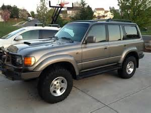 1997 Toyota Land Cruiser For Sale Sell Used 1997 Toyota Land Cruiser W Ls3 V8 Engine 40th