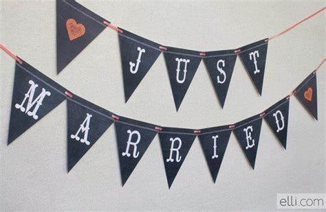 just married bunting template 278 best images about i weddings and renewal