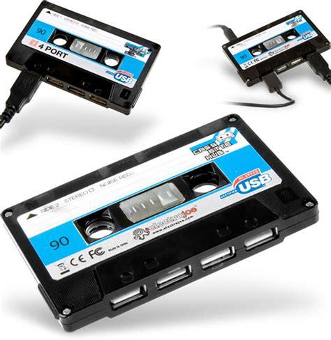 cassetta usb cassette usb hub