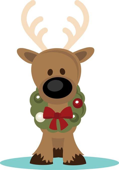 clipart reindeer cute reindeer clipart 101 clip art