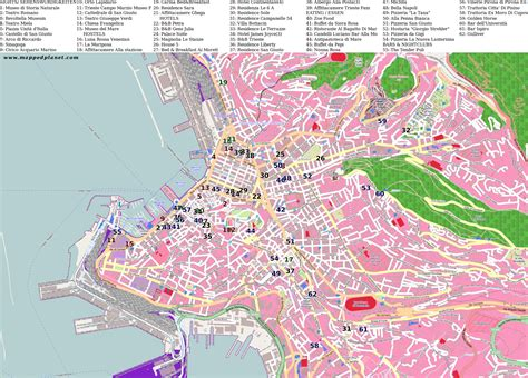map quest direction city maps trieste