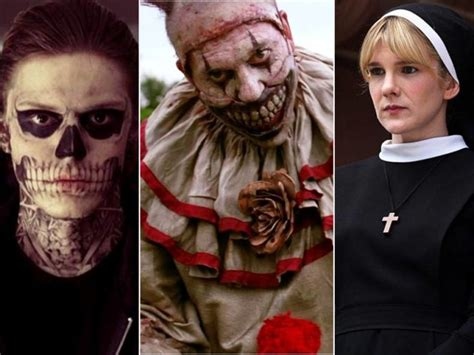 the 15 best american horror story characters top 10 most horrific american horror story characters