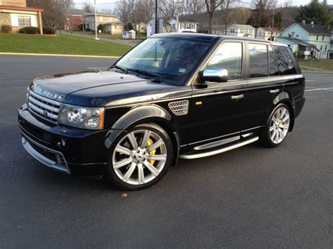 extended warranty for range rover sport 2008 range rover sport supercharged autobiography