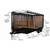 Factory Direct Trailers  Homesteader Challenger Cargo Trailer