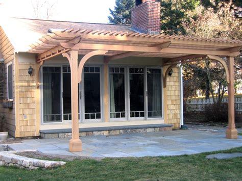 pergola designs for patios flagstone patio design ideas attached patio pergola