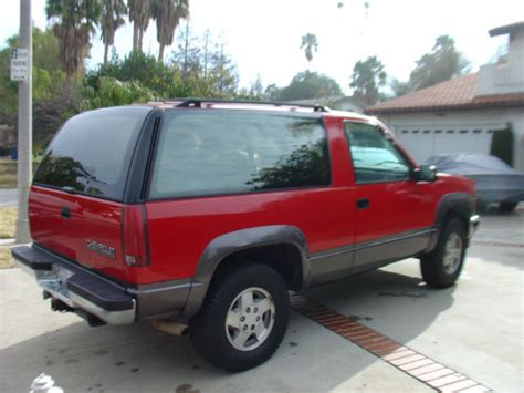 manual cars for sale 1992 chevrolet blazer electronic toll collection 1992 chevrolet blazer 2 door 1993 1994 1995 1996 1997 1998 tahoe