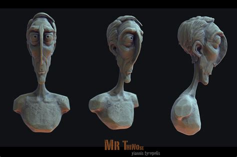 zbrush lighting tutorial zbrush info rendered using bpr photoshop with yiannis