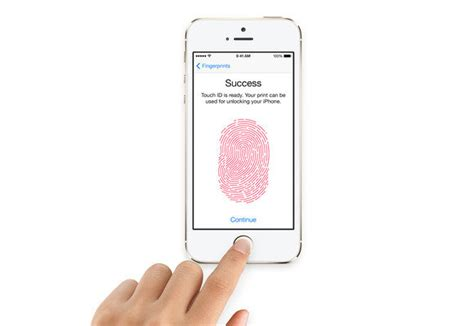 how to use iphone 5s how to use touch id on the iphone 5s and when it won t