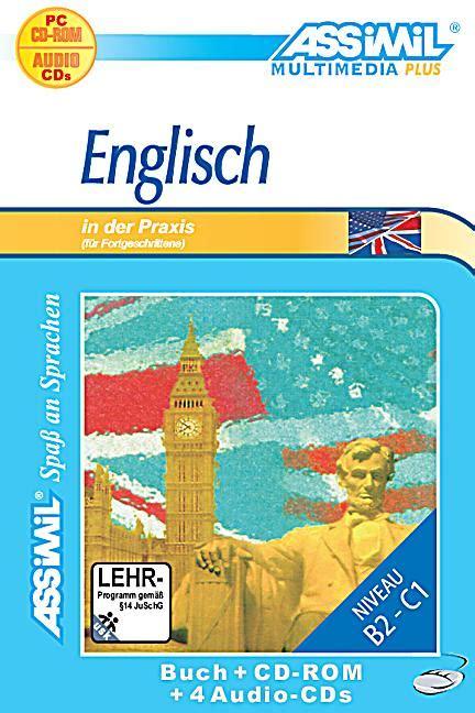 Rechnung Amerikanisches Englisch Assimil Englisch In Der Praxis F 252 R Fortgeschrittene Lehrbuch 4 Audio Cds U 1 Cd Rom