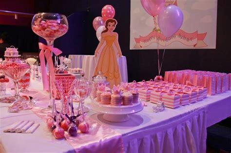 birthday princess theme decoration kara s ideas princess ideas planning idea
