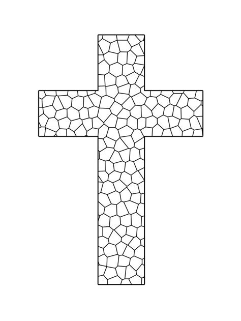 1000 Ideas About Cross Pictures On Pinterest Crosses Coloring Page Of A Cross