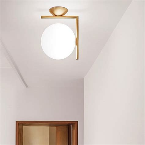 Flos Ic Ceiling Wall Light Flos Ceiling Light
