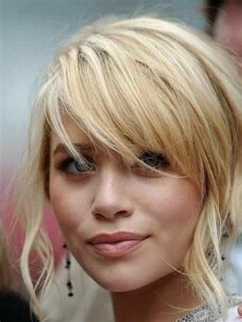hairstyles with bangs blonde hair gorgeous short blonde hairstyles 804211 weddbook