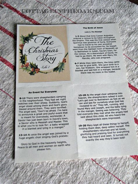 printable christmas stories search results for 12 days of christmas prints