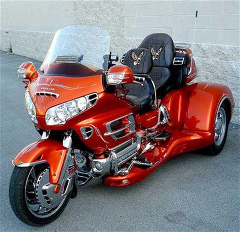 three wheel motorcycle honda motorcycle trikes