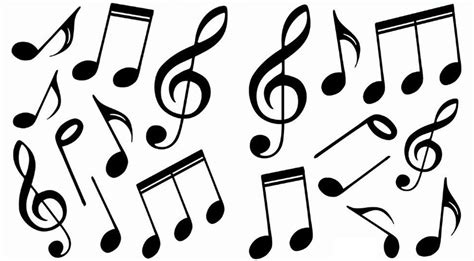 printable music stickers musical notes sticker in clipart panda free clipart images